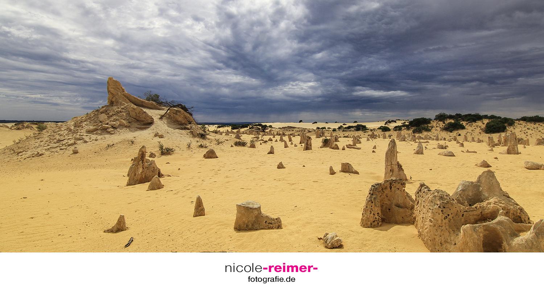 Pinnacles im Sturm-Nicole Reimer Landschaftsfotografie
