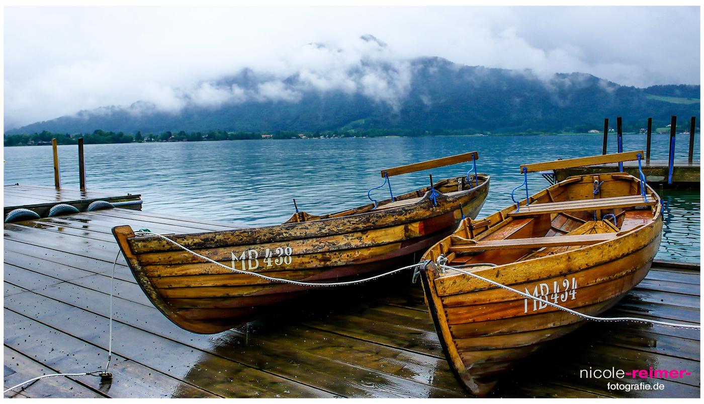 Boote im Nebel-Tegernsee-Nicole Reimer Fotografie