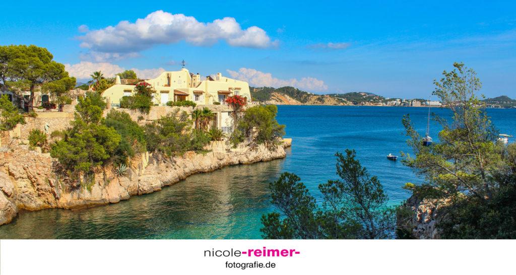 Wunderschöne Bucht im Süden von Mallorca - Nicole Reimer Fotografie