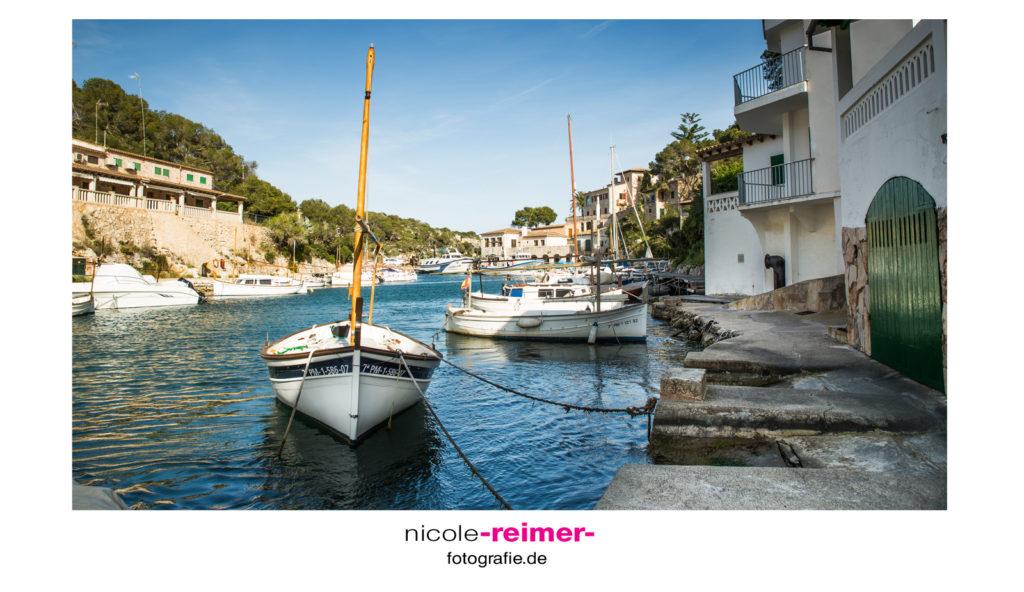 Boote in Cala Figuera - Nicole Reimer Fotografie