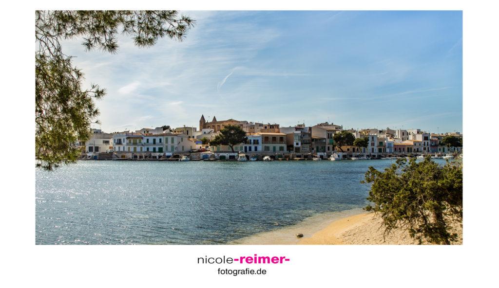 Blick auf Porto Colom - Nicole Reimer Fotografie