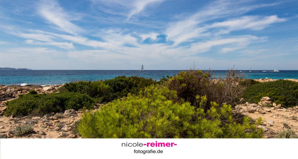 Boote an der Südspitze von Mallorca - Nicole Reimer Fotografie